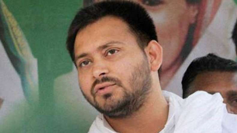 Tejashwi Yadav Dalits demands reservation