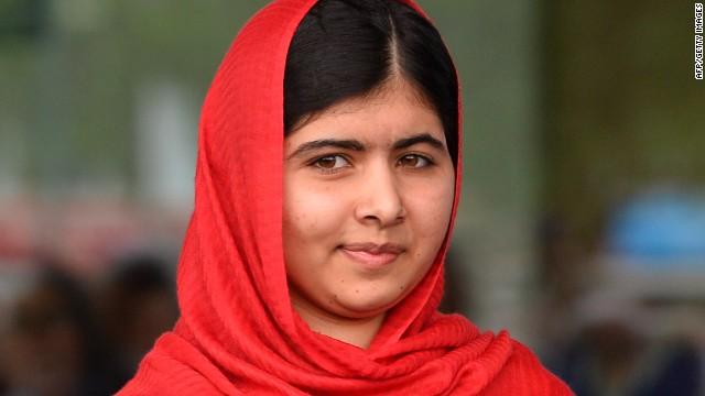 Malala Yousafzai Kashmir