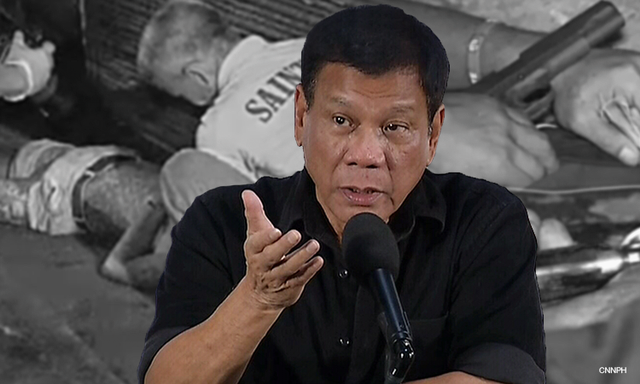 Philippines Duterte Drug