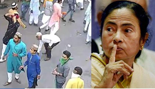 hindu dhulagarh riots bengal mamata