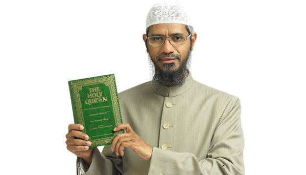 zakir naik isis peace tv