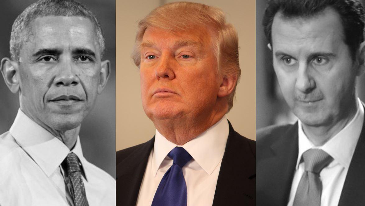 Syria America Assad