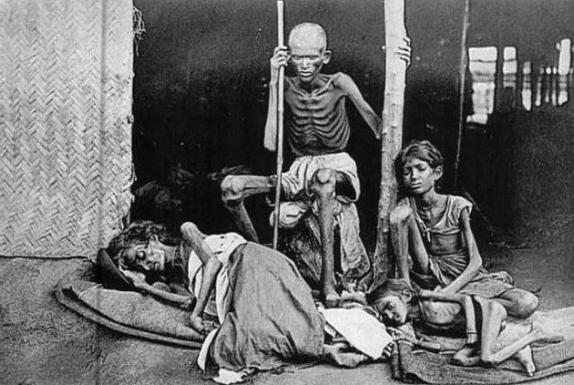 British Famines