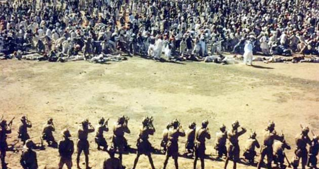 jallianwala bagh massacre general dyer british india