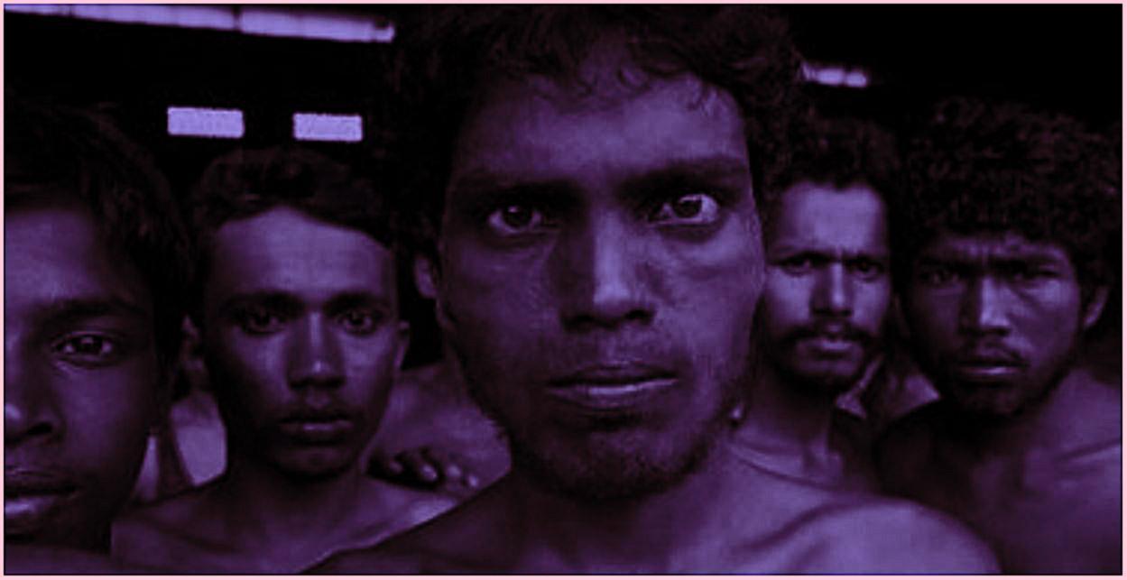 Rohingya, massacre, hindu