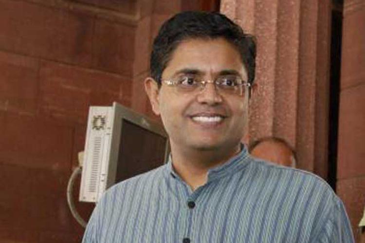 Jay Panda BJP