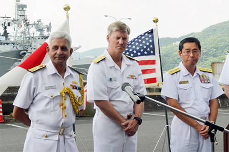 malabar exercise chinese worried