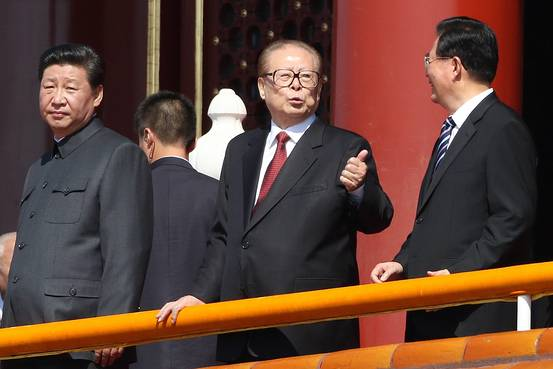 an analysis of the growth of chinese economy and president jiang zemins plan of action Table of contents 1ac 2 2ac blowback add-on 19 2ac environment add-on 23 2ac culture add-on 25 2ac implosion add-on 27 2ac inherency 32 2ac patriarchy 36.