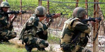 bsf operation arjun pakistani rangers