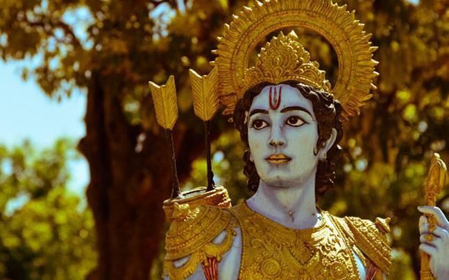 ram statue yogi ayodhya