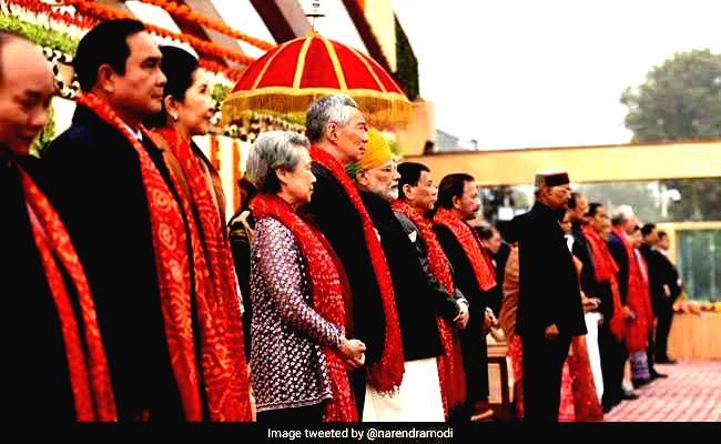 Modi, Duterte and Suu Kyi