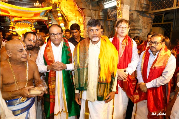 Andhra Government New Year