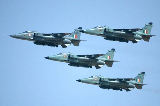 iaf gagan shakti china