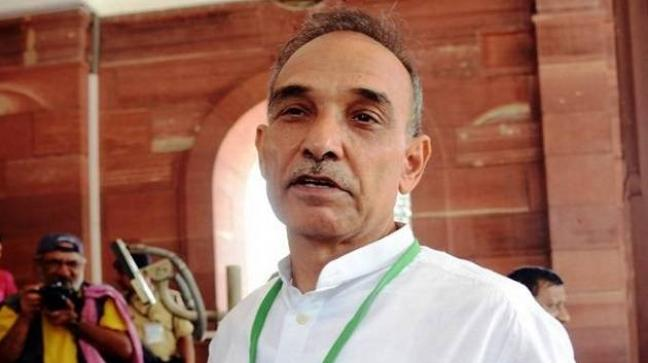 Satyapal Singh Consitution Law
