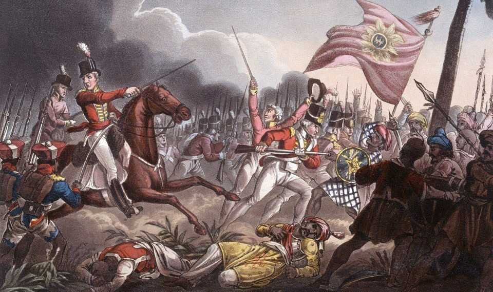 Battle of wadgaon