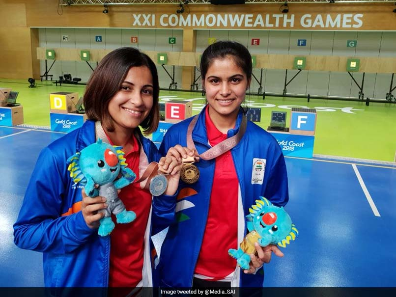 India commonwealth gold medals