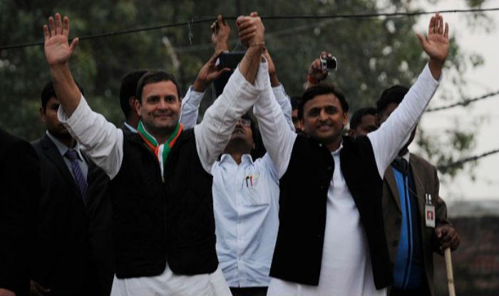 grand alliance BSP SP