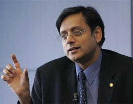 shashi tharoor proxy disruption