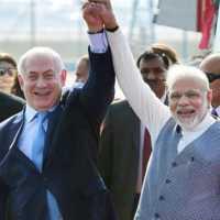 israel, india