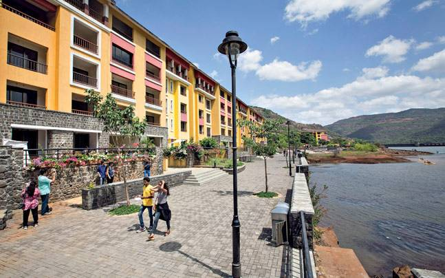 lavasa, real estate
