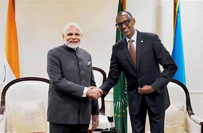 india, african nations
