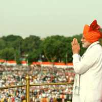 Modi Independence Day speech, ayushman, health, modi, social security