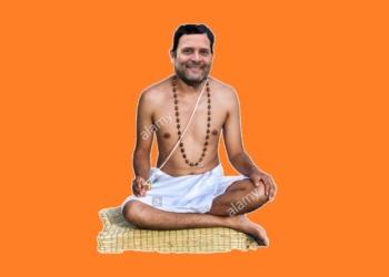 rahul gandhi, mansarovar