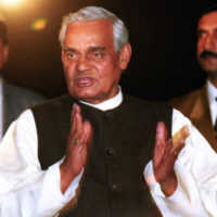 vajpayee, government,india