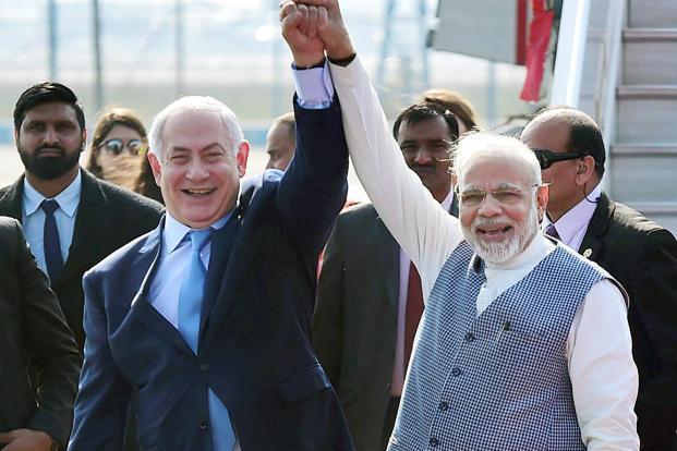 Un India Israel