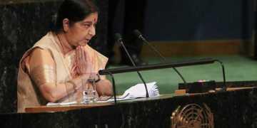 sushma swaraj, pakistan