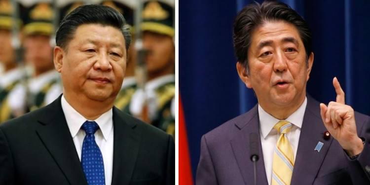 Xi Jinping, coronavirus, Shinzo Abe, china, Japan, coornavirus, COVID-19, Wuhan Virus