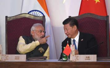 भारतीय चीनी डोकलाम