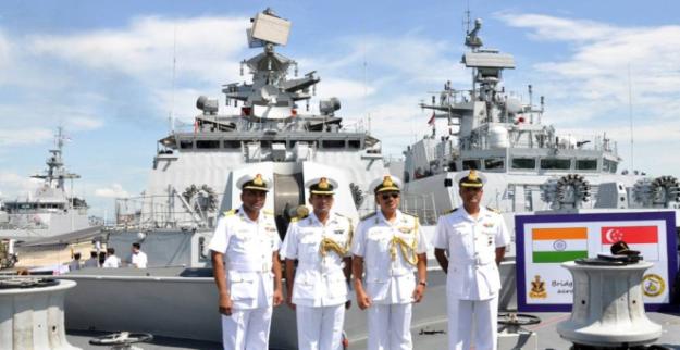दक्षिण चीन सागर नौसैनिक