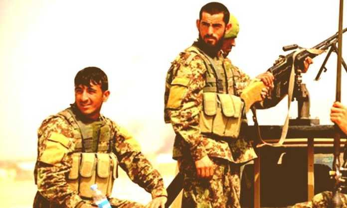 अफगानिस्तान पाकिस्तान