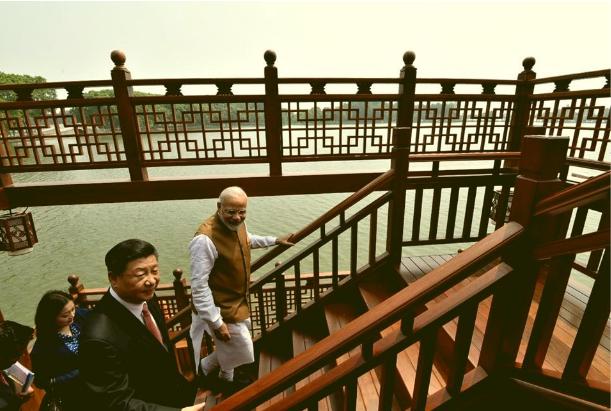 भारत चीन उर्जा