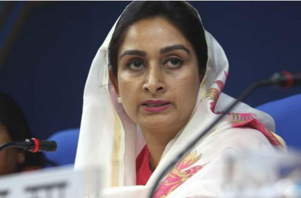 मोदी सरकार मंत्री